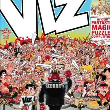 Viz Comic Does Frank MIller's 300 For 300th Issue