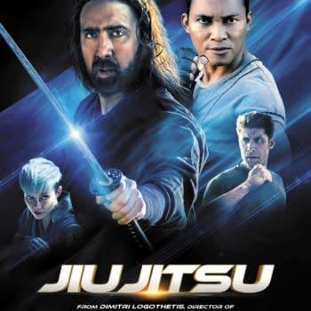 Jiu Jitsu: Mortal Kombat Meets Predator in Nicolas Cage Sci-Fi Action