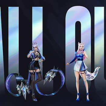 Riot Games Releases Details On K/DA Return To League Of Legends