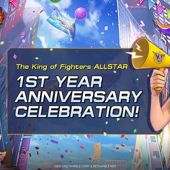 The King Of Fighters AllStar Celebrates Its One-Year Anniversary