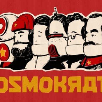 Bill Nighy Joins Kosmokrats & Reveals November Release Date