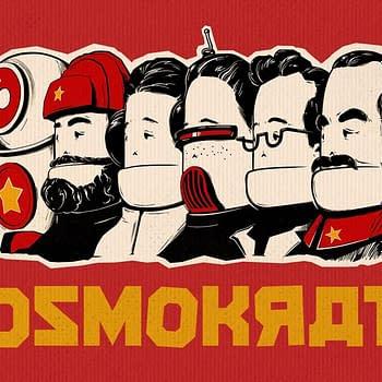 Bill Nighy Joins Kosmokrats &#038 Reveals November Release Date