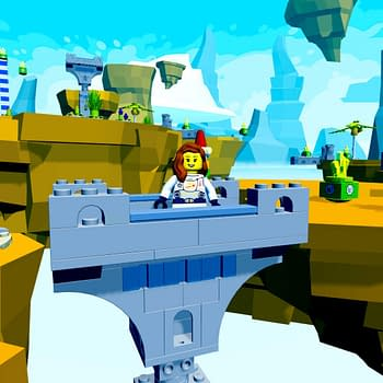 LEGO &#038 Unity Partner Up To Create A New Microgame System