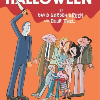 Michael Myers Gets A Kids Book With The Legend Of Halloween Retelling