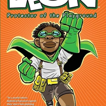 Scholastic Graphix to Publish Jamar Nicholas Leon Graphic Novels