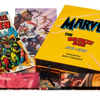 Unboxing Marvel: The Bronze Age 1970–1980 From The Folio Society