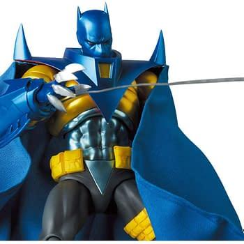 Batman Begins His Knightfall in New MAFEX Figure From Medicom