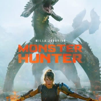 First Trailer and a New Poster for Monster Hunter
