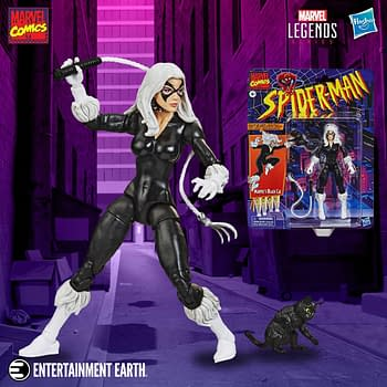 Marvel Legends Retro Black Cat Figure Up For Order Now