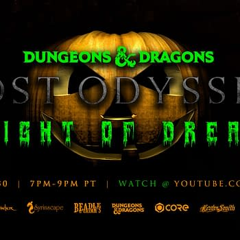 Lost Odyssey Announces Matthew Lillard Halloween D&#038D Charity Game