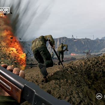 Medal Of Honor: Above And Beyond Posts Third Dev Blog About VR