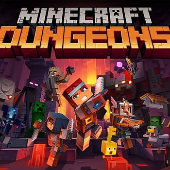 Minecraft Dungeons Will Be Getting Cross-Play In November