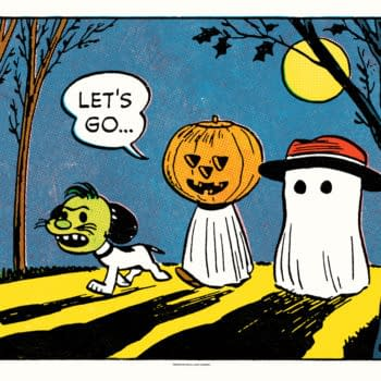 Mondo Celebrates Halloween With Two Peanuts Prints Available Tomorrow