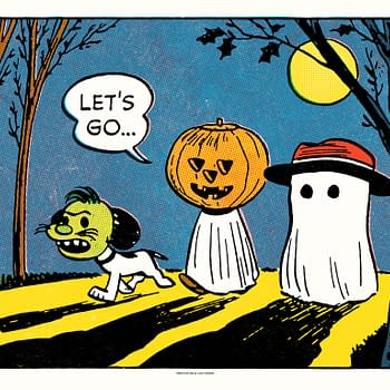 Mondo Celebrates Halloween With Two Peanuts Prints Available Tomorrow
