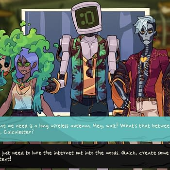 Monster Prom 2: Monster Camp Will Be Released October 23rd