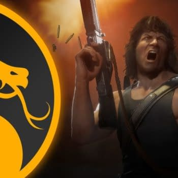 Mortal Kombat 11 Ultimate Drops A Rambo Trailer With Sylvester Stallone