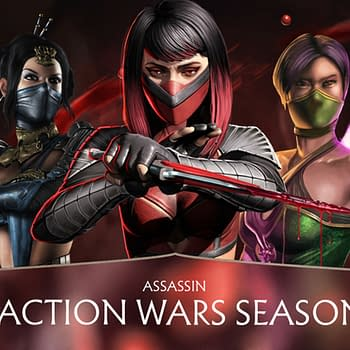 New Fighters Added To Mortal Kombat Mobile & Injustice 2 Mobile