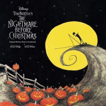 Mondo Music Release Of The Week: Nightmare Before Christmas