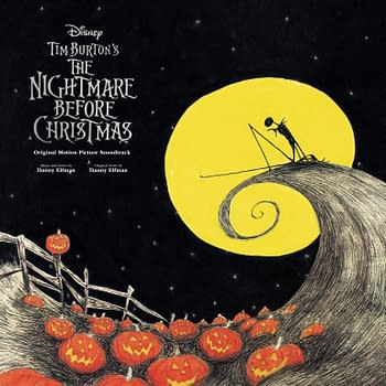 Mondo Music Release Of The Week: Nightmare Before Christmas