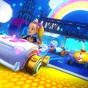 Nickelodeon Kart Racers 2: Grand Prix Releases Today