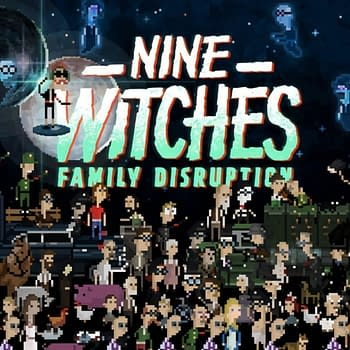 Nine Witches: Family Disruption Will Be Released On December 4th