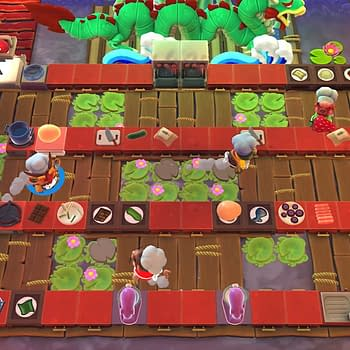 Overcooked 2 Receives A New Free Moon Harvest Update
