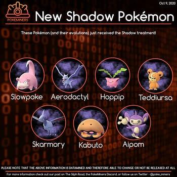 Shadow Skarmory Kabuto &#038 More Coming To Pokémon GO