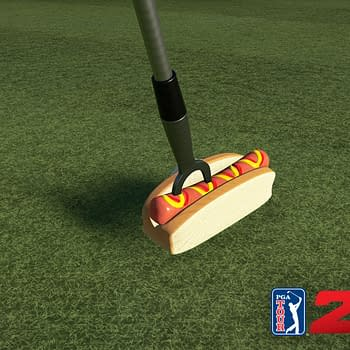 PGA Tour 2K21 Adds Halloween-Themed Drip To The Game