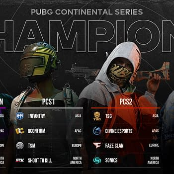 PUBG Corp. Officially Launches Continental Series 3