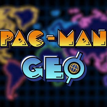 Bandai Namco Launches Pac-Man Geo For Mobile
