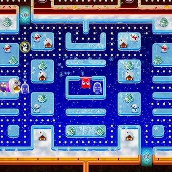 Bandai Namco Announces Pac-Man Mega Tunnel Battle
