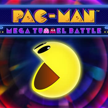 Bandai Namco Announces Pac-Man Mega Tunnel Battle