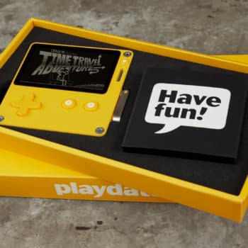 Playdate Releases An Update On Their Portable