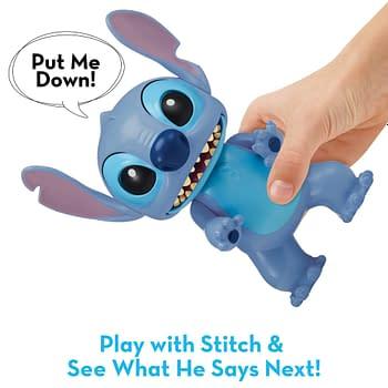 Playmates Announces New Interactive Stitch from Disneys Lilo &#038 Stitch