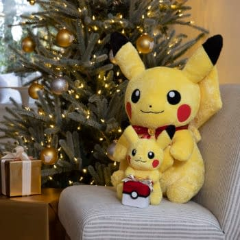 The Pokémon Center Launches Its 2020 Holiday Collection