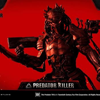 The Predator Killer Armor Has Arrived at Prime 1 Studio