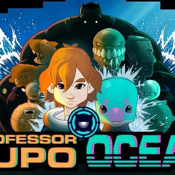BeautiFun Games Officially Releases Professor Lupo: Ocean