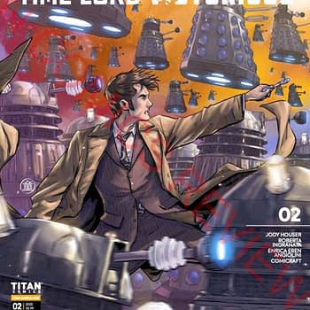 Doctor Who: Time Lord Victorious #2 Review: Ingranata Saves The Day