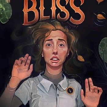 Bliss #4 Review: Theres No Other Comic Like It Maybe Ever