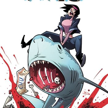 Chu #4 Review: Saffrons Prequel is Every Bit As Good As Chew