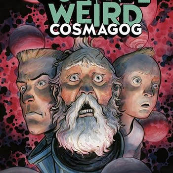 Colonel Weird: Cosmagog #1 Review: All The People Weve Been