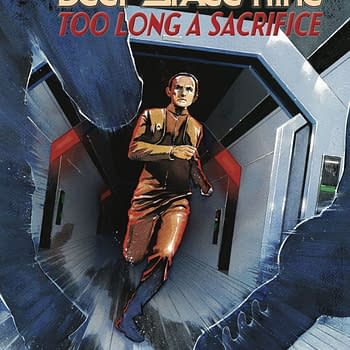 Star Trek: Deep Space Nine #3 Review: Enthralling Mystery
