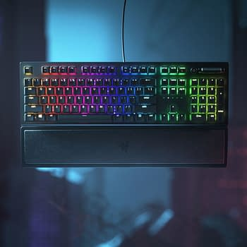 Razer Launches New Line Of Blackwidow V3 Gaming Keyboards