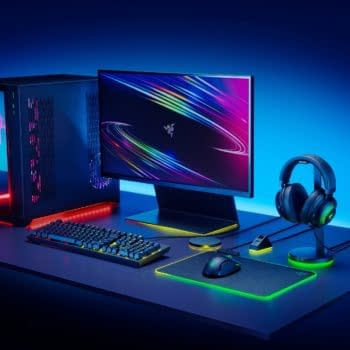 Razer Reveals A New Set Of Chroma Accessories For PC