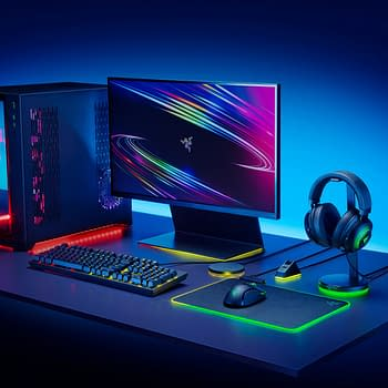 Razer Reveals A New Set Of Chroma Accessories For PC