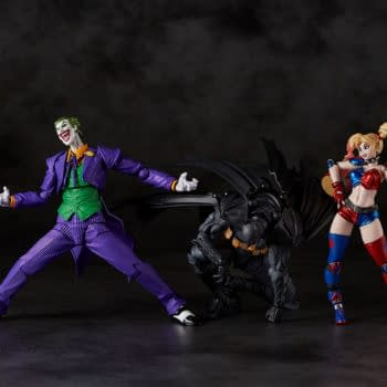 The Joker Gets His Own Revoltech Figure From Kaiyodo