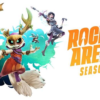 Rocket Arena Kicks Off Season Two Starting Today