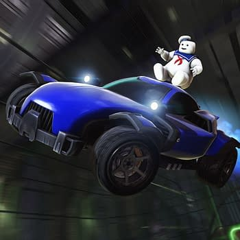 The Ghostbusters Will Be Returning To Rocket League This Week