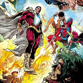 Preview: Flash Shazam Teen Titans Crossover For DC 5G Future State