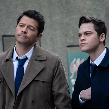 Supernatural: Misha Collins Talks Damn Desperate Castiel &#038 More